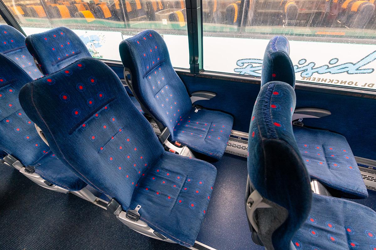 60 kohaline buss. Busside tellimine - Tuuliku Reisid