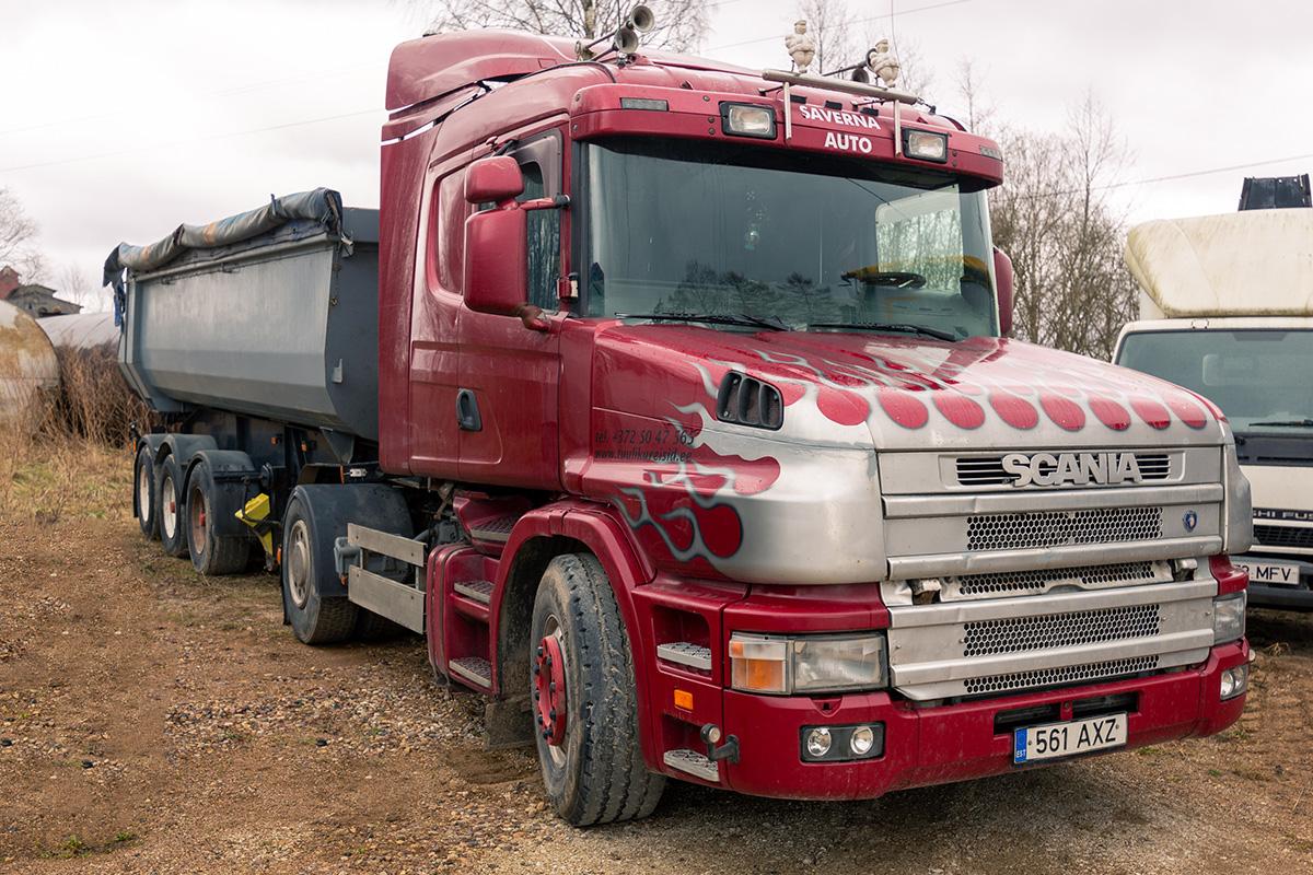 Transportteenused Eestis - Tuuliku Transport