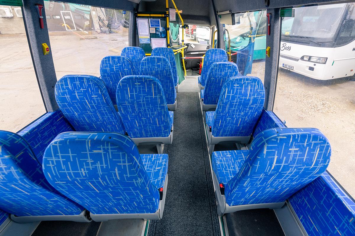 19 kohaline buss. Busside tellimine - Tuuliku Reisid