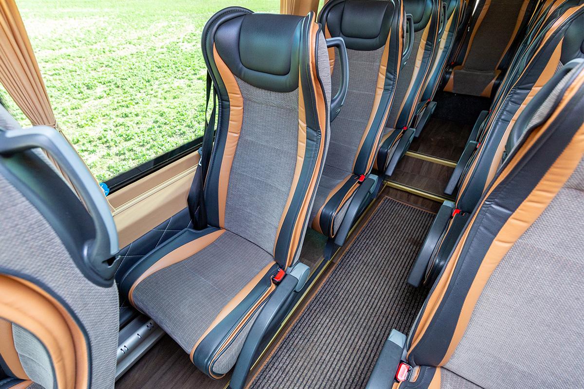 23 kohaline buss. Busside tellimine - Tuuliku Reisid